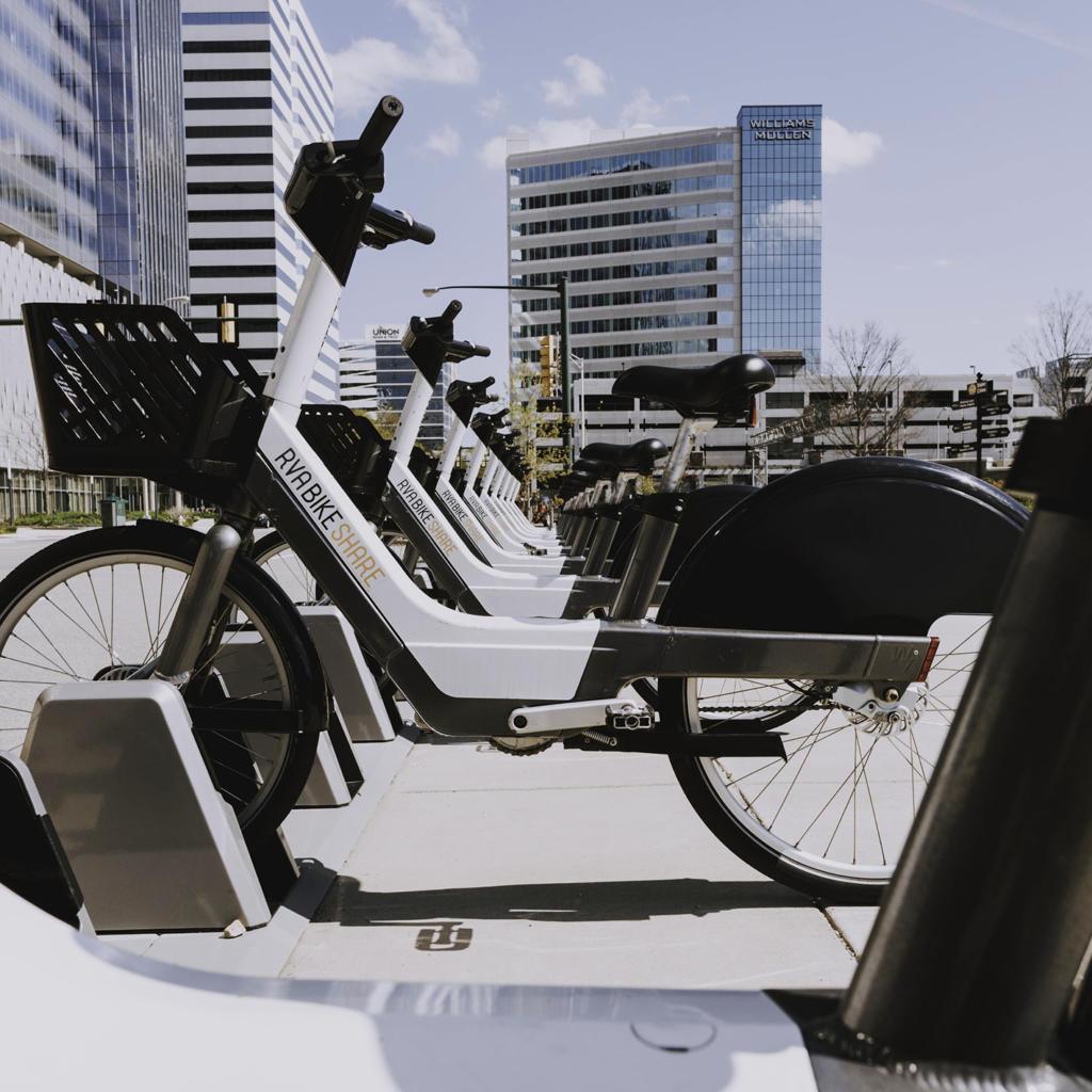 Bike-Leihflotte